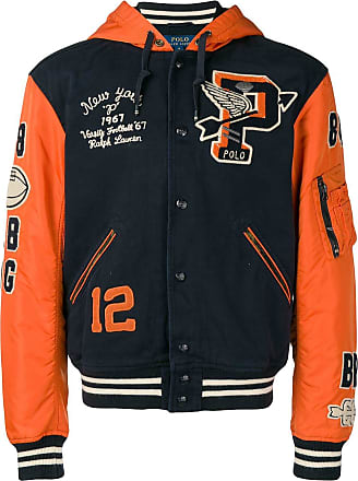 Polo Ralph Lauren Ivy League bomber jacket - Blue