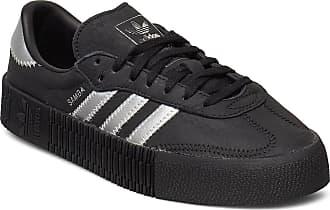adidas Originals Sambarose W Låga Sneakers Svart Adidas Originals