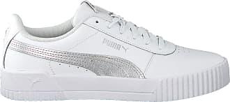 Puma Weiße Puma Sneaker Low Carina L