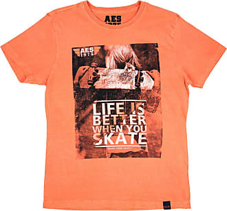 AES 1975 Camiseta AES 1975 Sk8 Lifestyle
