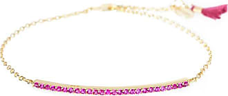 Shashi Bar Pave Bracelet - Colors