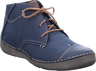 Josef Seibel 59690-MI1013 SMU-Fergey 18 Womens Desert Boots, schuhgröße_1:36, Farbe:Blue