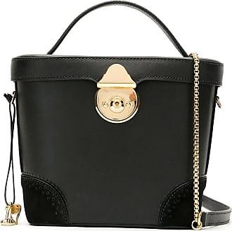 Sarah Chofakian Bolsa bucket Audrey - Preto