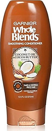 Garnier Whole Blends Conditioner with Coconut Oil & Cocoa Butter Extracts, 12.5 fl. oz