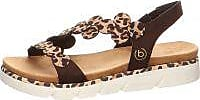 Bugatti Sandalette im Leo-Style
