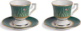 La DoubleJ Espresso Cup & Saucer Set of 2