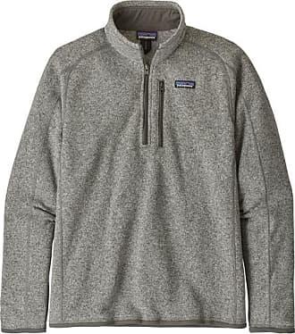 Patagonia Jersey Better Sweater 1/4 Zip Fleece Stonewash - XL