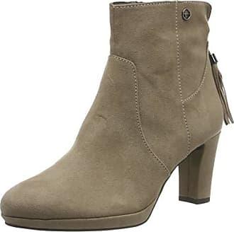 Tamaris Stiefeletten 1 25369 23 Damen Schuhe Ankle Boots , Schuhgröße:38 EU, Farbe:Schwarz
