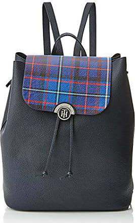 4401f39db Tommy Hilfiger Effortless Novelty Backpack Print, Bolso mochila para Mujer,  Varios Colores (Tommy