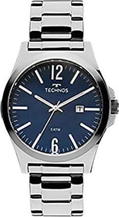 Technos Relógio Technos Masculino Steel 2115lay/1a
