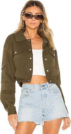 Tularosa Joanni Jacket in Green