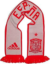 adidas Spain away scarf. The unmistakable home kit colours and a bold Spain graphic help fan the flames of passion for the team as they vie for top internati