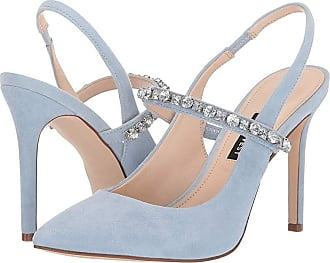 f2a1f1e1382a Nine West Tessa (Light Blue) Womens Shoes