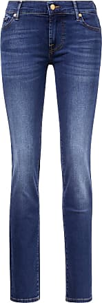 7 For All Mankind Jeans Roxanne Blau