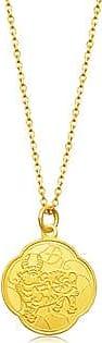 Chow Sang Sang New Year & Chinese Zodiac 999.9 Gold Ox Pendant