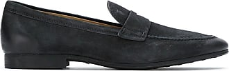 Tod's Loafer de camurça - Preto