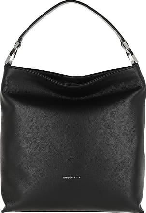 Coccinelle Keyla Hobo Bag Noir Hobo Bags zwart