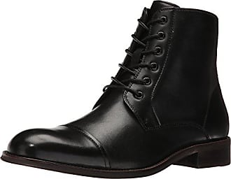 Kenneth Cole Reaction Mens Direct Route Combat Boot, Black, 7 M US