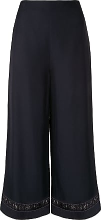 Dion Lee float-hem culottes - Black