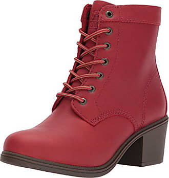 0cf52661d95 Red Lace-Up Boots: Shop at USD $21.66+ | Stylight