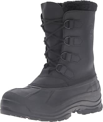 kamik Mens Alborg Ankle Boots, Black (Black Blk), 11 UK