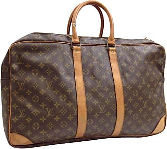 9e8f0d7ebe25a Louis Vuitton 3 Poches 55 169556 Monogram Canvas Weekend travel Bag