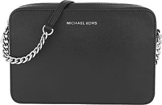 Michael Kors Large Ew Crossbody Bag Black Cross Body Bags zwart