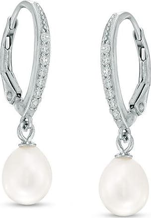 fdf24383c1cd8 Zales Pearl Earrings: Browse 215 Products up to −50% | Stylight