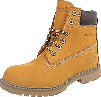 826cec8a94646b Ital-Design Schnürstiefeletten Leder Damen-Schuhe Klassischer Stiefel  Blockabsatz Schnürer Schnürsenkel Ital-Design