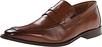 7a749e5f56b Florsheim® Leather Slip-On Shoes − Sale  at USD  57.34+