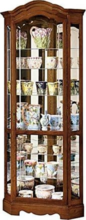 Howard Miller 680-250 Jamestown II Curio Cabinet