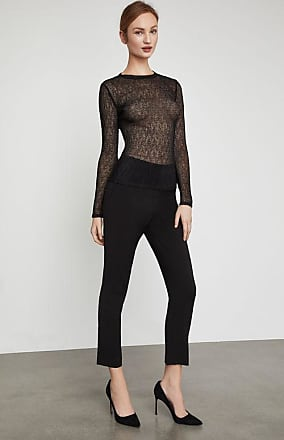 BCBGeneration Lace Knit Top