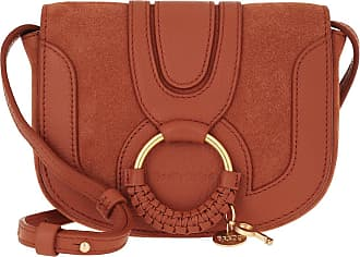 See By Chloé Cross Body Bags - Hana Mini Bag Brick Red - orange - Cross Body Bags for ladies