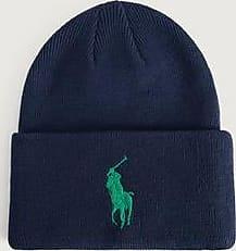 Polo Ralph Lauren MÖSSA Big PP hat Blå