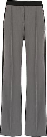 Alcaçuz Calça Lua pantalona - Preto