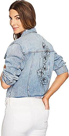 Joe's Womens Cut Off Denim Jacket, Jacinda, XS