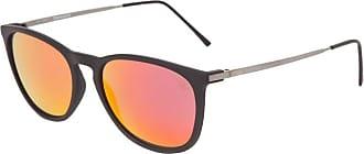 HB Óculos de Sol Hb Tanami Matte Black | Red Chrome