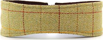 Hawkins ladies tweed headband with elasticated back, one size - Light green