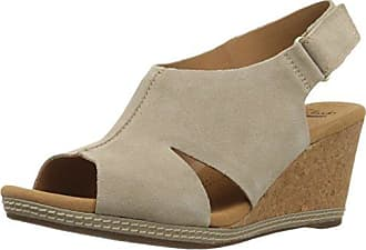 7a1cca6d236 Clarks® Wedge Sandals − Sale  up to −41%
