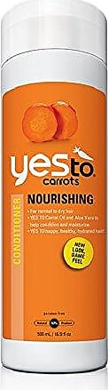 Yes To Carrots Nourishing Conditioner for Normal to Dry Hair, 16.9 Fluid Ounce (Pack of 2)