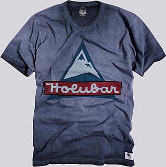 HOLUBAR t-shirt sequoia ct10 blau