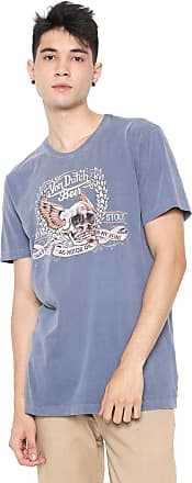 Von Dutch Camiseta Von Dutch Imperial Stout Azul