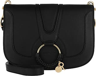See By Chloé Cross Body Bags - Hana Crossbody Bag Leather Black - black - Cross Body Bags for ladies