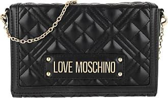 Love Moschino Borsa Quilted Nappa Crossbody Bag Nero