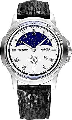 Yazole Relógios de Pulso Masculino YAZOLE Z 407 à Prova d Água (9)
