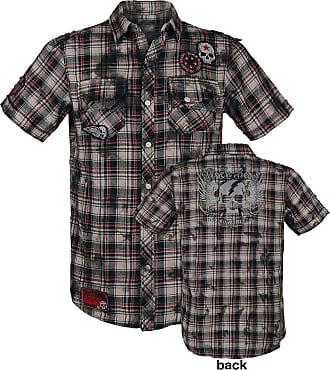 Overhemd Rood Zwart Geblokt.Flanellen Overhemden 674 Producten Van 167 Merken Stylight
