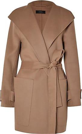 85ee114a30e9 Joseph Lista Belted Wool-blend Coat - Camel