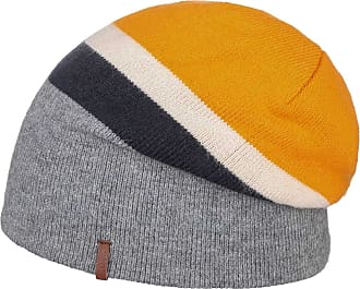 Barts Mens Jispen Beanie Winter Cap, Gray, UNI