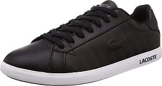 Lacoste Men Shoes Sneakers Graduate 318 1 SPM Black 42 7ae263b8699
