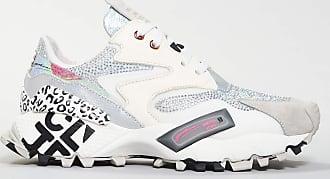 Reposi Calzature CLJD - Sneakers bianca e grigia
